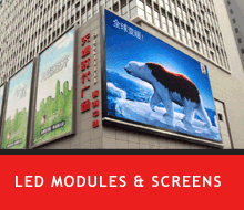 LED MODULES & LED SCREENS