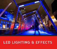 LED LIGHTING & EFFECTS